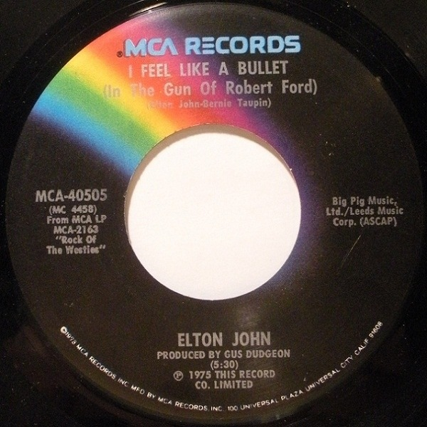 Elton John Grow Some Funk Of Your Own