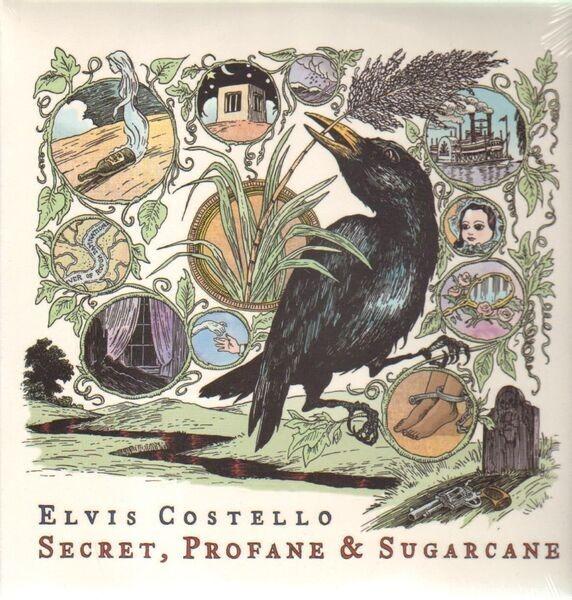 #<Artist:0x007f67c9536dc0> - Secret, Profane & Sugarcane