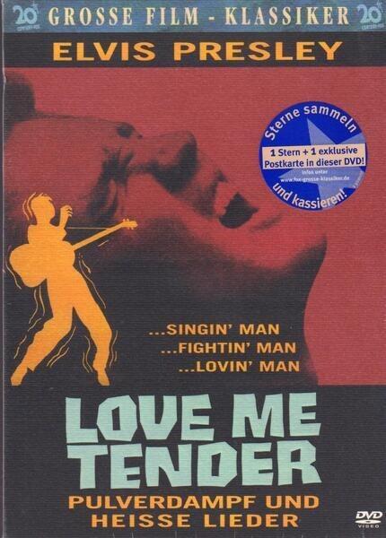 #<Artist:0x00007fce8d710e90> - Love Me Tender - Pulverdampf Und Heisse Lieder