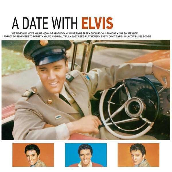 #<Artist:0x007f816866d780> - A Date with Elvis