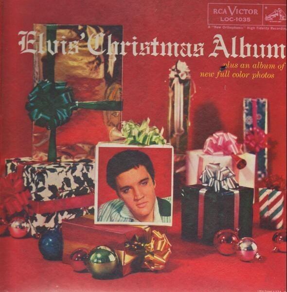 #<Artist:0x007f276179daa8> - Elvis' Christmas Album