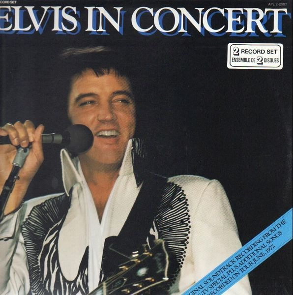#<Artist:0x00007fd8d13a5d70> - Elvis in Concert