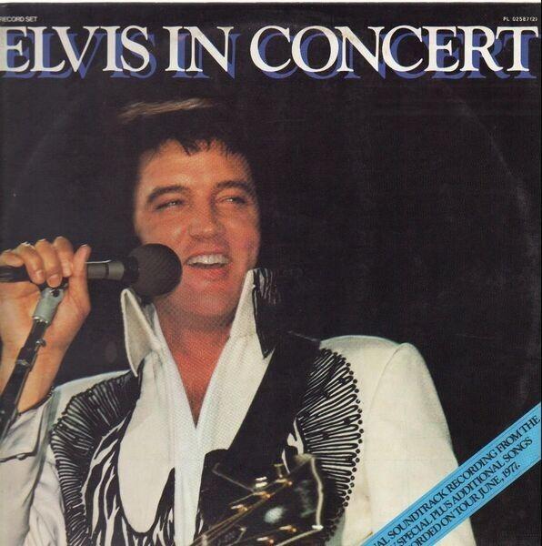 #<Artist:0x007f3dbd911bd8> - Elvis in Concert