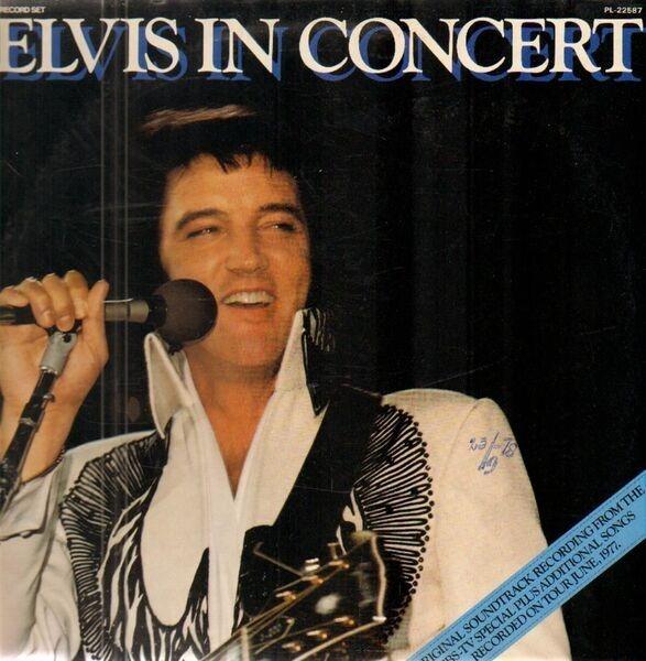 #<Artist:0x007f23cb299280> - Elvis in Concert