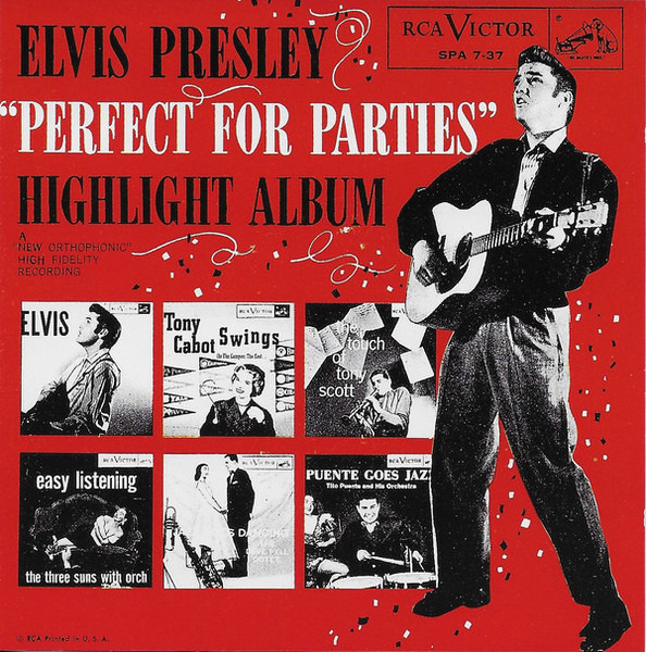 Elvis Presley 'Perfect For Parties' Highlight Album