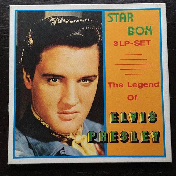 #<Artist:0x007faf465774a0> - The Legend of Elvis Presley