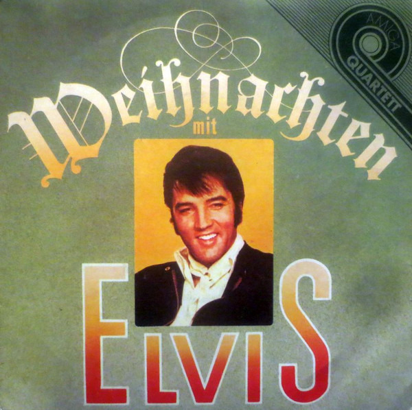 #<Artist:0x007f2782a27370> - Weihnachten mit Elvis