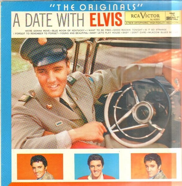 #<Artist:0x007f2774063950> - A Date with Elvis