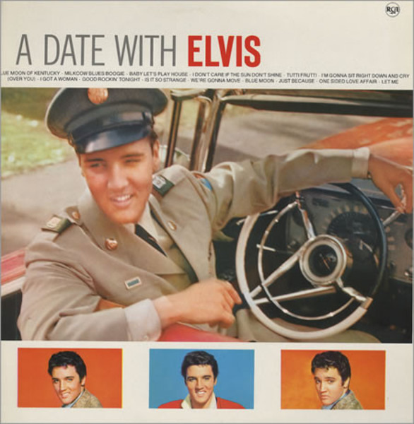 #<Artist:0x00007f678eb39e88> - A Date with Elvis