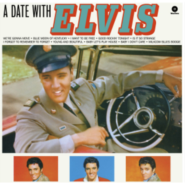 #<Artist:0x007f5d5d669c18> - A Date with Elvis