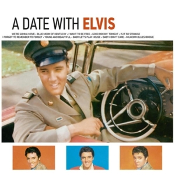 #<Artist:0x007f24c10b7060> - A Date with Elvis