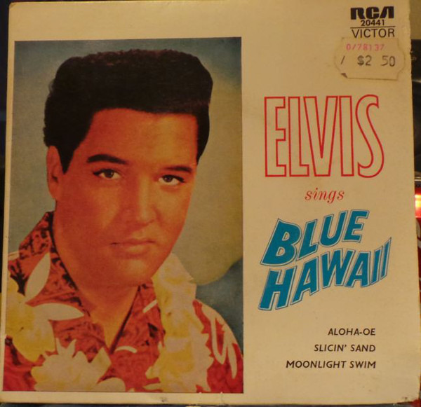 #<Artist:0x00007f651e3507e8> - Blue Hawaii