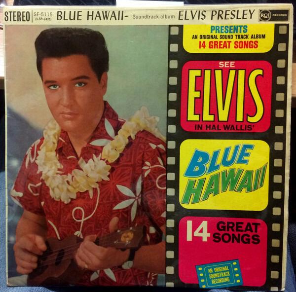 #<Artist:0x00007f4e0ec1bde0> - Blue Hawaii