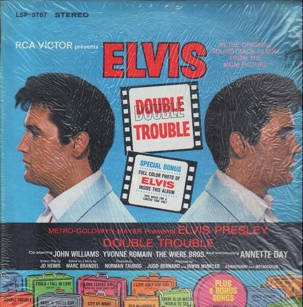 #<Artist:0x00007fce8c4a21c8> - Double Trouble