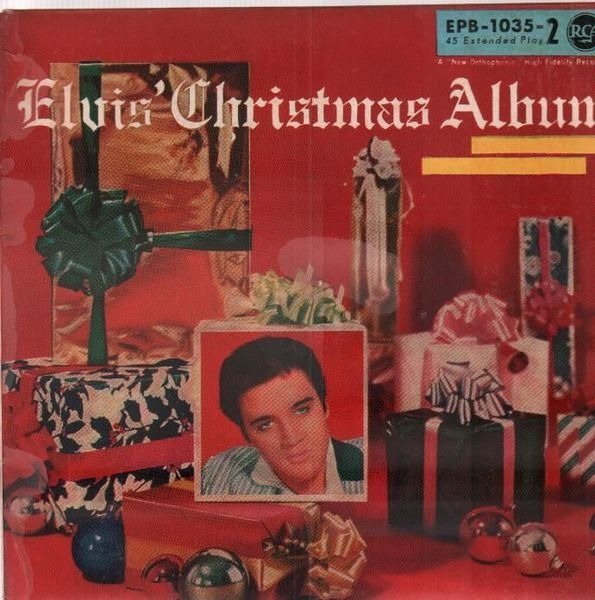 #<Artist:0x007fa730e0b238> - Elvis' Christmas Album