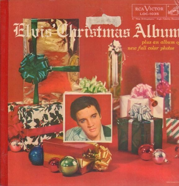 #<Artist:0x007f14d6c53658> - Elvis' Christmas Album