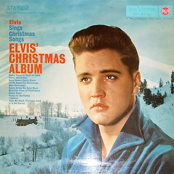 #<Artist:0x007f3aa0c28788> - Elvis' Christmas Album