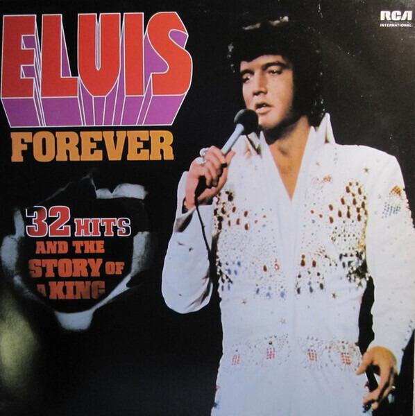 #<Artist:0x007fafc053a4e0> - Elvis Forever