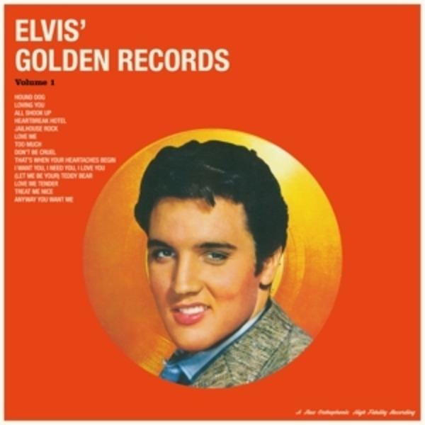 #<Artist:0x007fcf75475710> - Elvis' Golden Records Volume 1