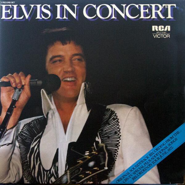 #<Artist:0x00007f38798aa5d0> - Elvis in Concert