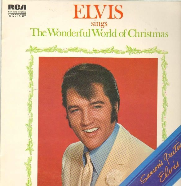 #<Artist:0x00000004ac1c60> - Elvis Sings the Wonderful World of Christmas