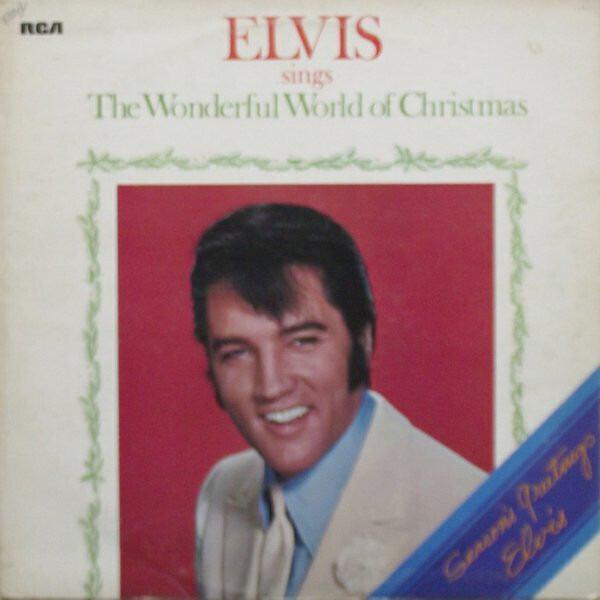 #<Artist:0x00007fd90211fcf0> - Elvis Sings the Wonderful World of Christmas