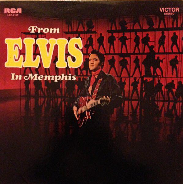 #<Artist:0x00007fcea521d650> - From Elvis in Memphis