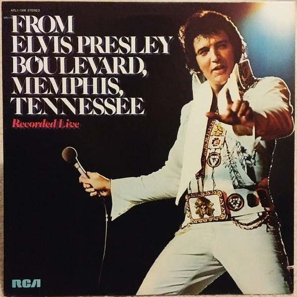 #<Artist:0x007f2876251ac0> - From Elvis Presley Boulevard, Memphis, Tennessee