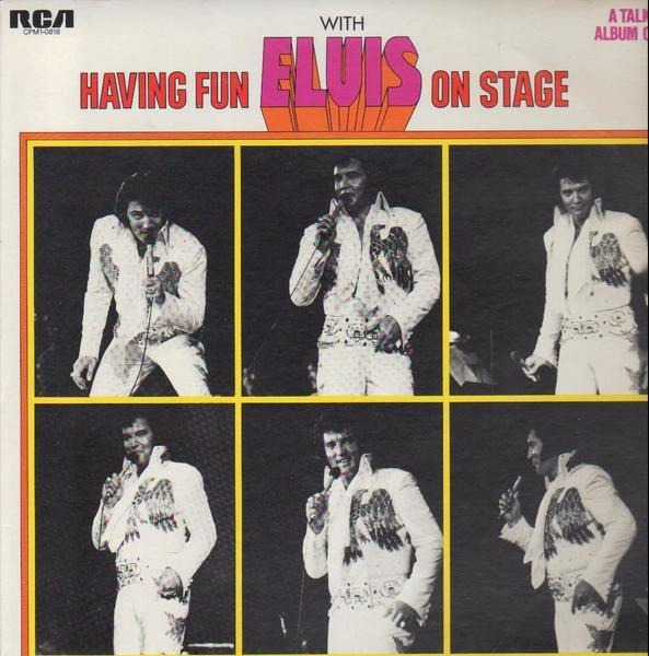#<Artist:0x00007f4e0e3308c0> - Having Fun with Elvis on Stage