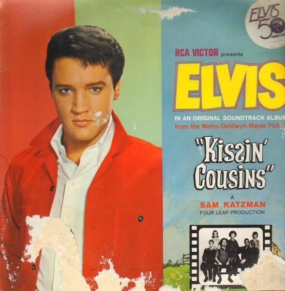 #<Artist:0x00007fce74f24cf8> - Kissin' Cousins