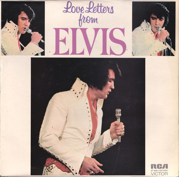 #<Artist:0x007f4e5a44a3b8> - Love Letters from Elvis