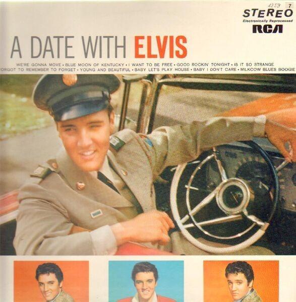 #<Artist:0x00007fcea7097b58> - A Date with Elvis