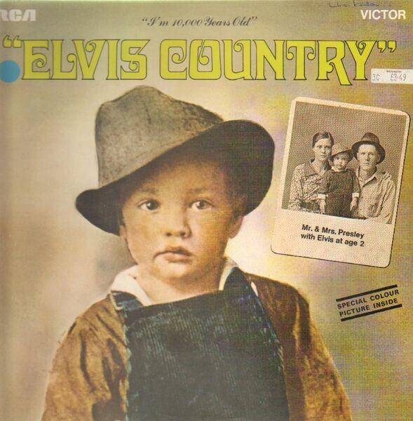 #<Artist:0x007f1f3360b068> - Elvis Country