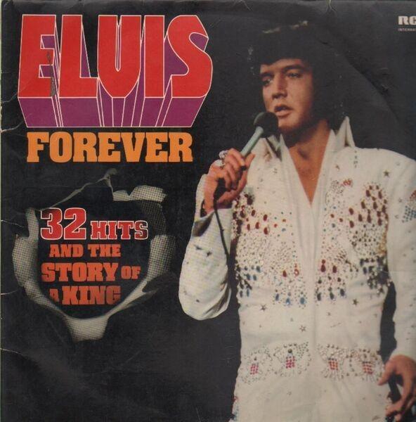#<Artist:0x007f2290f304d0> - Elvis Forever
