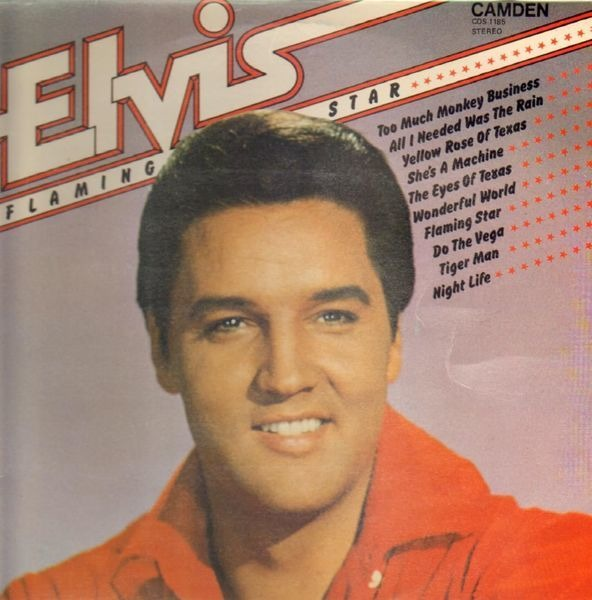 #<Artist:0x007f756a1f4cf8> - Elvis Sings 'Flaming Star'