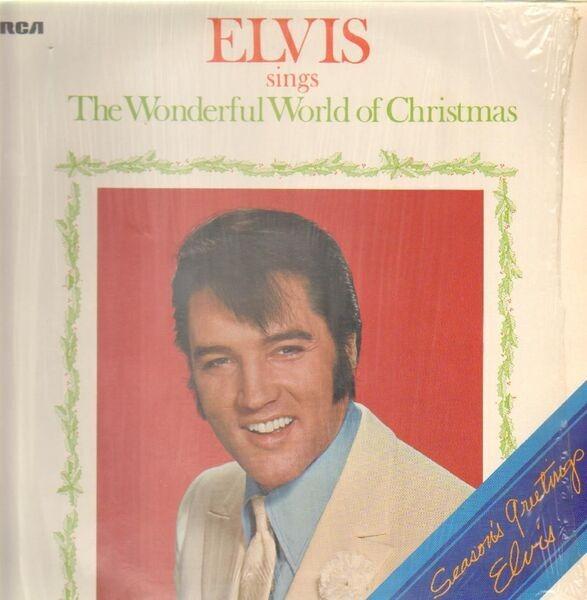 #<Artist:0x007f7561cac780> - Elvis Sings the Wonderful World of Christmas