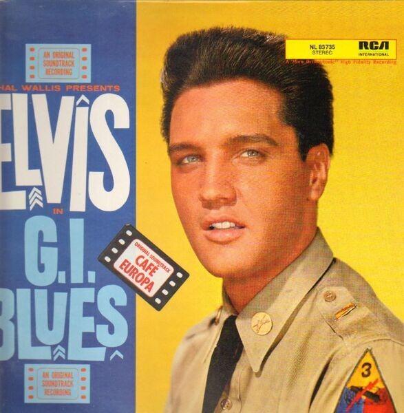 #<Artist:0x007fe159b27d38> - G.I. Blues