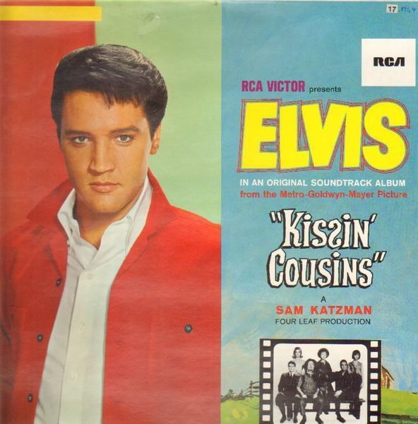 #<Artist:0x00007fd6ffc22198> - Kissin' Cousins
