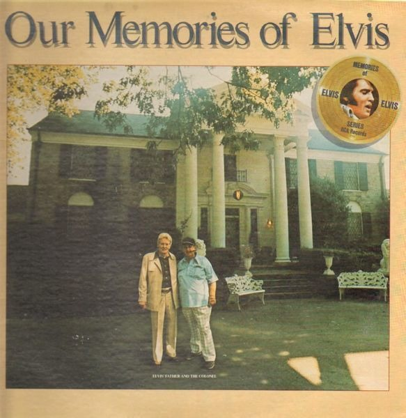 #<Artist:0x007f271f82ce98> - Our Memories Of Elvis