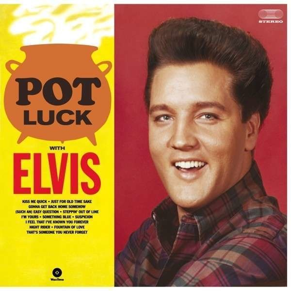 #<Artist:0x00007f651e7a4c40> - Pot Luck with Elvis