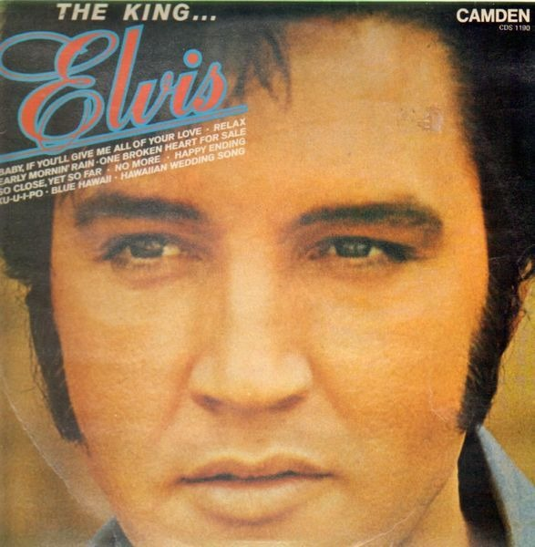 #<Artist:0x00007f81103e4458> - The King... Elvis
