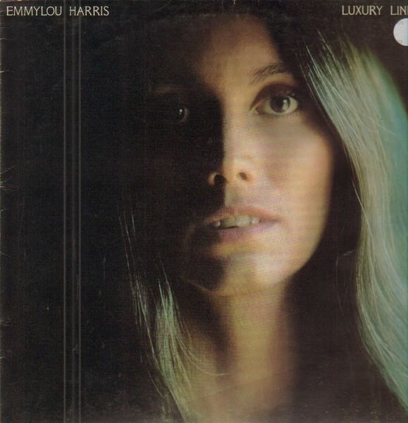 Emmylou Harris Luxury Liner Records, LPs, Vinyl and CDs ...