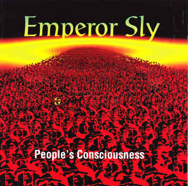 EMPEROR SLY - People's Consciousness - CD Maxi