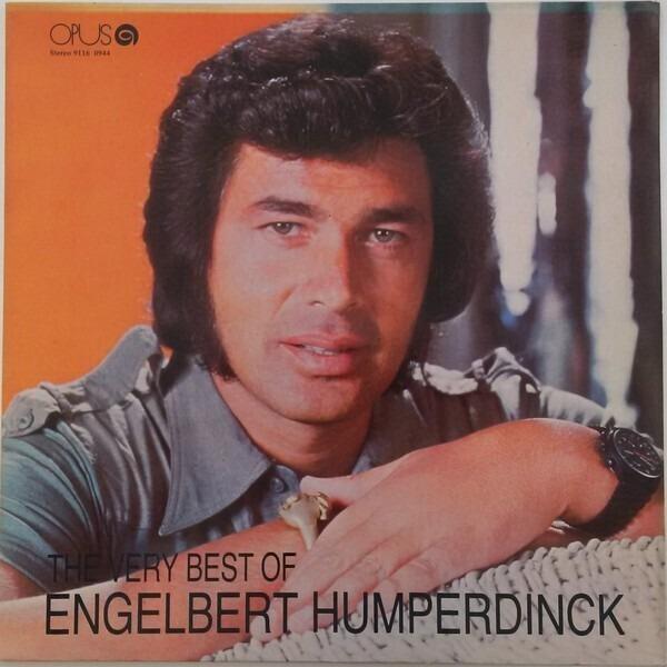Engelbert Humperdinck The Very Best Of Engelbert