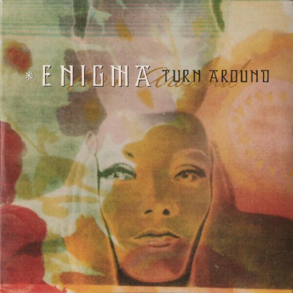 ENIGMA - Turn Around (PROMO) - CD single