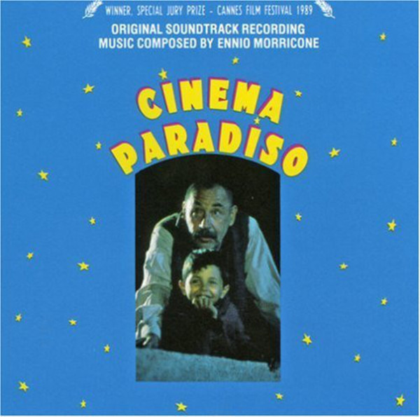 #<Artist:0x0000000008174960> - Cinema Paradiso (Original Soundtrack Recording)