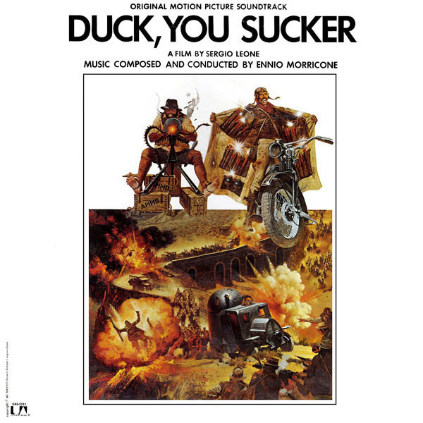 #<Artist:0x00007f4e0f4bf2d0> - Duck, You Sucker (Original Motion Picture Soundtrack)