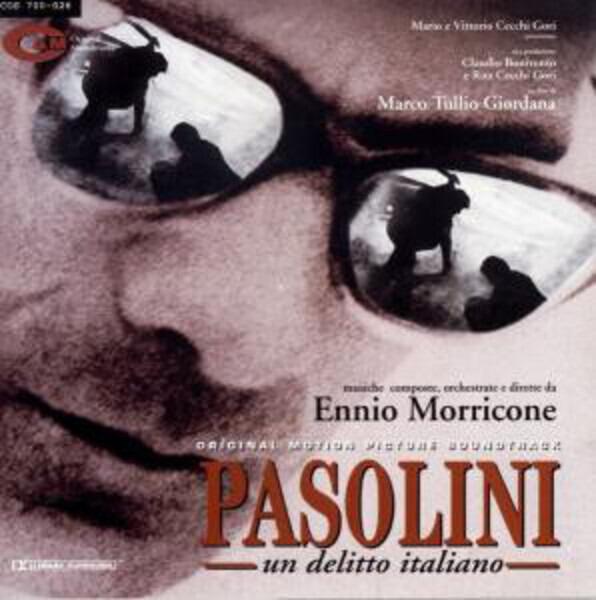 #<Artist:0x00007f4e0e657968> - Pasolini - Un Delitto Italiano (Original Motion Picture Soundtrack)