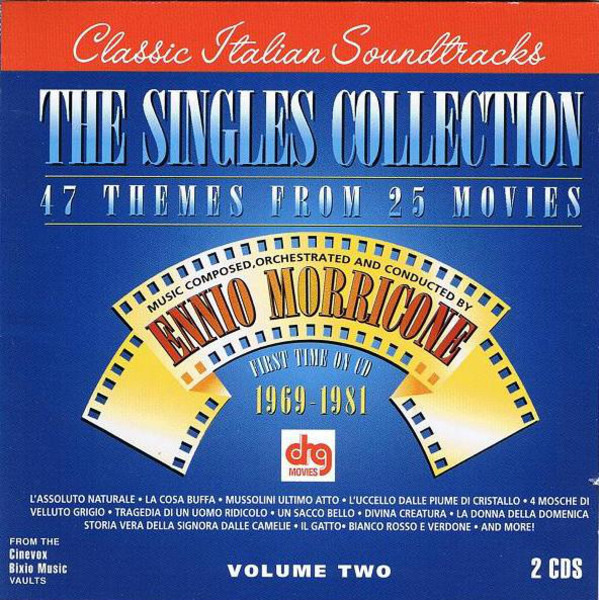 #<Artist:0x00007fd9009c6fe0> - The Singles Collection - Volume Two