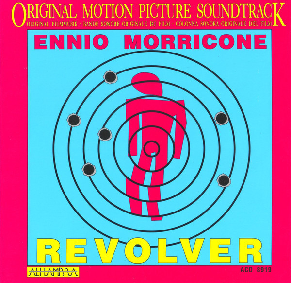 #<Artist:0x0000000007da27d8> - Revolver (Original Motion Picture Soundtrack)